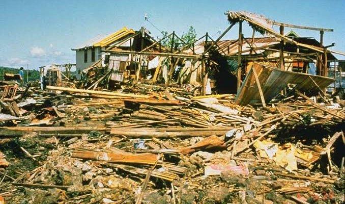 Catatan Sejarah 12 Desember: Gempa 7,8 SR Flores, Sebabkan Tsunami 36 Meter