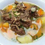 Resep Bikin Sup Daging Enak