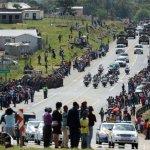 Catatan Sejarah 15 Desember: Pejuang Anti Apartheid, Nelson Mandela Dimakamkan