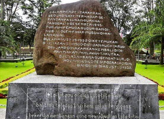 Catatan Sejarah 3 Desember: Pertempuran Gedung Sate Bandung