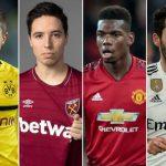 Siap-siap, Ini Jadwal Bursa Transfer Liga Top Eropa