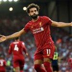 2 Gol Salah Bawa Liverpool Kokoh di Puncak Klasemen Liga Inggris