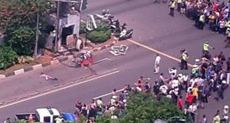 Catatan Sejarah 14 Januari: Bom Sarinah Tewaskan 8 Orang