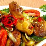 Mmm… Sedapnya Ayam Kecap, Ini Resep dan Cara Memasaknya Bunda