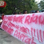 Besok, Aliansi Mahasiswa Gerak-Riau Demo Polda-Kejati Riau Terkait Bank Riau Kepri