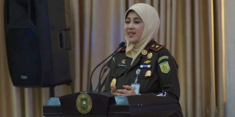 Kejati Riau Tetapkan Relationship Manager BRI dan Nasabah Tersangka Korupsi Rp7,2 M