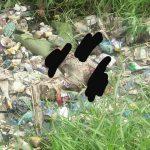 Geger! Warga Temukan Mayat Membusuk di Parit Rusunawa Rumbai