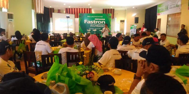 Pertamina Fastron Ecogreen, Pelumas Unggul untuk LCGC Hadir di Riau