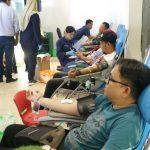 Donor Darah di Pesonna Hotel Pekanbaru, Peduli untuk Sesama