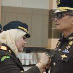 Wakajati Riau Dilantik Bersama 2 Kajari dan Koordinator