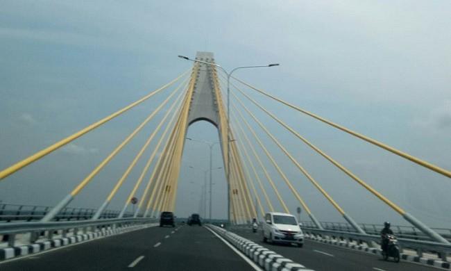 DPRD Riau Segera Monitoring Jembatan Siak IV yang Miring