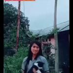 Viral! Seorang Perempuan di Pekanbaru Ambung Kucing Hingga 360 Derajat, Cat Lovers Geram