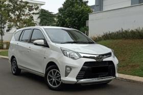 Harga Mobil Calya G 1.2 Manual Bekas Tahun 2017