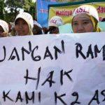 Inilah Keresahan Pegawai Honorer K2 di Pemprov Riau di Tengah Ancaman Pemecatan