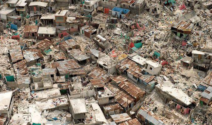 Catatan Sejarah 12 Januari: Gempa Bumi Dahsyat Guncang Haiti, 200.000 Tewas