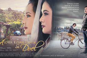 Akhir Cinta Si Doel dan Film Rekomendasi Akhir Pekan di Bioskop Pekanbaru