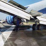 Bandara Sentani Papua Ditutup Akibat Trigana Tergelincir Keluar Landasan