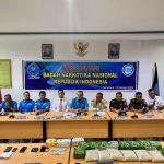 Oknum Aparat di Riau Jadi Kurir Narkoba, Arman Depari: Hukuman Mati