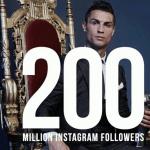 Tak Hanya Ronaldo yang Miliki Ratusan Juta Followers Instagram, Ini 3 Figur Terpopuler di Dunia