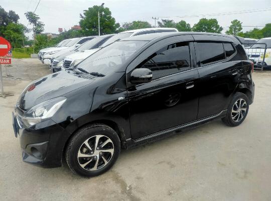 Harga Mobil Daihatsu Ayla Bekas Tahun 2017