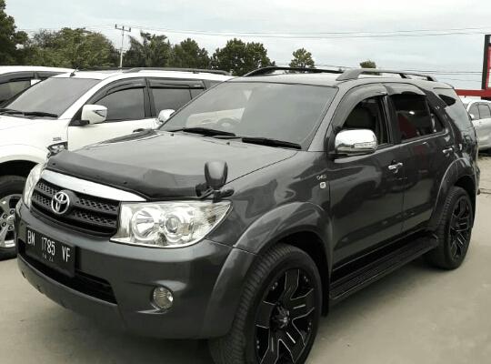 Harga Mobil Toyota Fortuner Bekas Tahun 2010