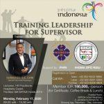 Jangan Lewatkan, Training Leadership for Supervisor Bersama GM Batiqa Hotel Pekanbaru