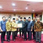 DPRD DKI Jakarta Kunjungi DPRD Riau, Bahas Mekanisme Pembuatan Perda