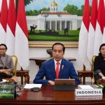 Ikuti KTT Luar Biasa G20 dengan Mata Sembab, Foto Presiden Jokowi Dibanjiri Doa Warganet