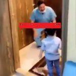 Pulang ke Rumah, Dokter Medis Corona Ini Menangis karena Tak Bisa Sambut Pelukan Anaknya