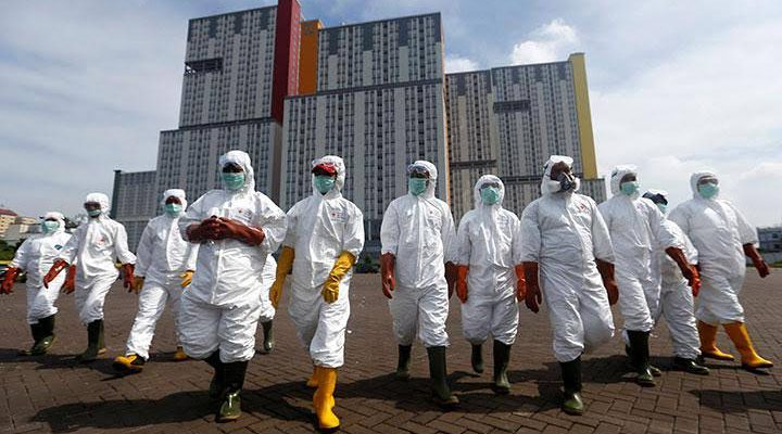 Keinginan Jokowi Darurat Sipil Dianggap Berlebihan