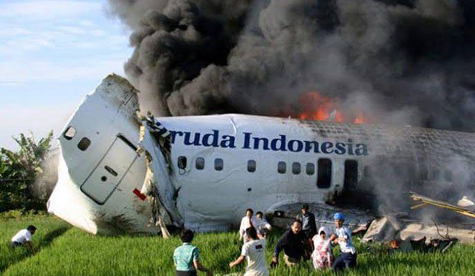 Catatan Sejarah 7 Maret: Tragedi Garuda 200, 22 Orang Tewas