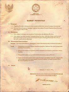 Catatan Sejarah 11 Maret: Kontroversi Supersemar