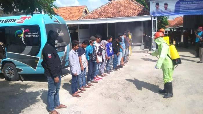 Warga Pulang Kampung Harus Karantina 14 Hari