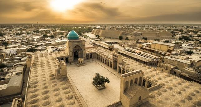 Bukhara, Kota Pusat Pengetahuan Dunia