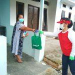 Lagi, Karyawan RAPP dan APR Serahkan Bantuan Sembako Peduli Covid-19
