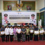HM Harris Siap Dukung Pembangunan Jalan Tol Pekanbaru-Pelalawan