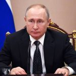 Putin Perpanjang Masa Lockdown Sampai 30 April