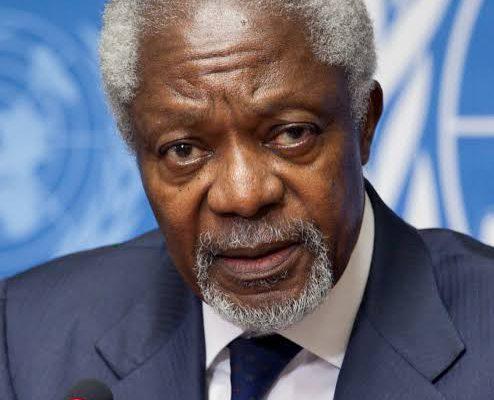 Catatan Sejarah 8 April: Kelahiran Kofi Annan, Sang Sekjen PBB