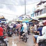 Aktivitas Pasar di Pekanbaru Terpantau Masih Normal di Tengah PSBB