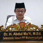 Soal New Normal, Muhammadiyah: Wajar Tumbuh Persepsi kehidupan Masyarakat Dikalahkan Kepentingan ekonomi
