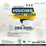 Pesonna Hotel Pekanbaru Tawarkan Paket 'Voucher Suka-Suka' Bayar Sekarang Bisa Menginap Kapan Aja