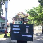Prihatin Kebijakan Jokowi, BEM UNRI Gelar Aksi Unjuk Rasa di Kantor DPRD Riau