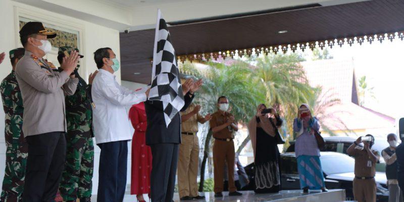 Gubri : Di Tengah Pandemi Masyarakat Riau Butuh Harga Bapok Stabil