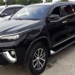 Tampil Gagah dengan Mobil Toyota Fortuner VRZ, Ini Harga Bekasnya Tahun 2018