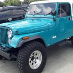 Klasik! Ini Harga Mobil Jeep Diesel Bekas Tahun 1984