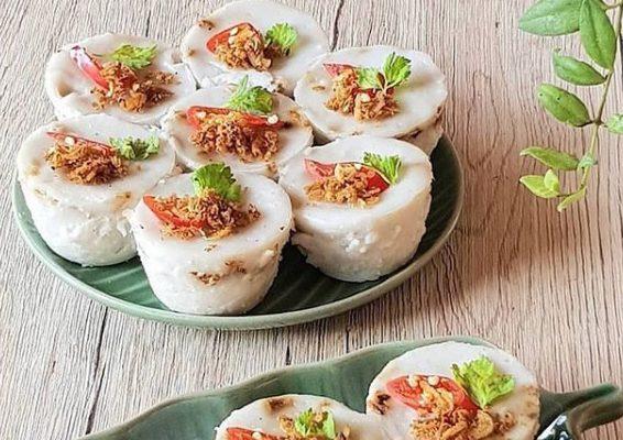 Jajanan Pasar Favorite Siapa? Ini Resep Kue Talam Ebi