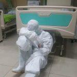 Bekerja Sebagai CS Rumah Sakit, Pemuda Ini Bagikan Pengalamannya Melihat Korban Covid-19 Hingga Gunakan APD