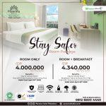 Pesonna Hotel Pekanbaru Tawarkan Promo 'Stay Safer Room Package'