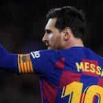 Messi: Mungkin, Barcelona Diuntungkan Pandemi Corona