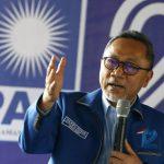 Zulkifli Hassan: Hubungan PAN – Pemerintah Mitra Kritis Konstruktif